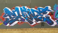 Shine... (colourourcity) Tags: graffiti streetart streetartaustralia streetartnow melbourne burncity awesome colourourcity nofilters hobby love burner bigburners letters wildstyle burnerwalls shine dia mia tmia