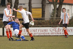 """HBC Voetbal • <a style=""""font-size:0.8em;"""" href=""""http://www.flickr.com/photos/151401055@N04/40258648894/"""" target=""""_blank"""">View on Flickr</a>"""