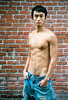 quy (here incognito) Tags: portrait male model shirtless abs chest asian