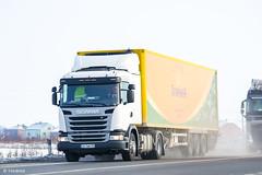 Scania G400 Streamline CG19 (UA) (almostkenny) Tags: lkw truck camion ciężarówka scania g400 cg19 streamline ua ukraine aa aa7466pm галичина