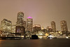 3/7/18 (MRD Images) Tags: boston ma massachusetts raining snow noreaster weather city downtown longexposure slowshutter purple march clouds newengland sky awareness 52week week10