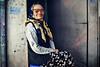 An old lady sitting in a doorway (snowpine) Tags: street streetphotography streetportrait people portrait oldlady oldwoman smile candid vietnam hanoi night doorway relaxing grandma