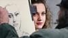 Portrayed glance (Arunte) Tags: arunte marcofrancini firenze pittore tela disegno ragazza sguardo nikond850 degli uffizi