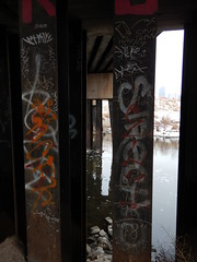 Mud Up - Static - Soup Can - Craze (Railroad Rat) Tags: usa america united states colorado graffiti freight train vagabond transient hobo railroad tracks yard switch steel moniker art all colours beautiful acab cutty dumpster dive diving camping hopping riding bombing pieces burners
