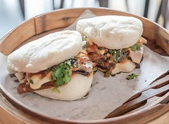 duck bao from Momo Baohaus (Get in My Belly - Food Blog) Tags: foodblog restaurants reviews