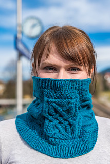 Celtic Cowl