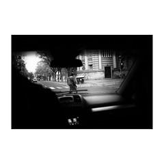 zagreb (s_inagaki) Tags: monochrome walking crossing ザグレブ bnw street car 横断中 oldlens window モノクロ 白黒 bw 車 vintagelens blackandwhite スナップ croatia 窓 オールドレンズ クロアチア snap zagreb