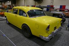 55 Chevy Gasser (bballchico) Tags: 1955 chevrolet dragcar gasser grandnationalroadstershow carshow