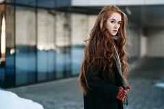 DSCF0190 (KirillSokolov) Tags: girl portrait ru russia redhead redhair street moscow fujifilmru fujinon5612 xtrance mirrorless девушка портрет россия улица рыжая москва фуджи беззеркалка кириллсоколов kirillsokolov pretty young cute