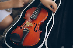 DSC_1659 (sunlitphotos) Tags: violin music setup photography details