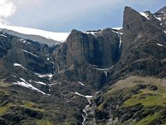 U (maxguitare1) Tags: paysage landscape paesaggio paisaje montagne mountain montagna montaña neige nieve neve snow cascade glacier canon france vanoise
