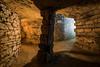 Vers le vide (Brüe) Tags: vide underground exploration carrière quarry souterrain bougie lampe lowlight