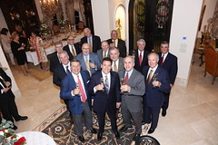 2018 Alumnus of the Year Cocktail Reception