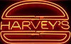 (Will S.) Tags: neon sign harveys hamburger canadian mypics ottawa ontario canada light neonlights sodium