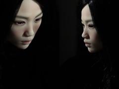 Mi (dolls of milena) Tags: bjd abjd resin doll art portrait asian liu phoenix