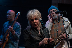 Charles Lloyd and the Marvels, featuring Bill Frisell, with special guest Lucinda Williams. (fantail media) Tags: billfrisell charleslloyd charleslloydandthemarvels dakotajazzclub lucindawillams shotfordakotajazzclub minneapolis livemusic livemusicphotography