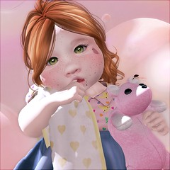Daisy (daisypea) Tags: daisy crowley daisycrowley toddler toddleedoo alice bad seed bebe body sl secondlife second life family daughter cute kawaii sweet adorable photo snapshot photography child children roleplay kid baby rp