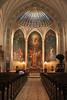 Sanctuary (skipmoore) Tags: church altar aisle pews sanctuary neworleans