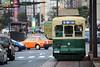 Streetcar (Teruhide Tomori) Tags: nagasakielectrictramway nagasaki streetcar japan japon kyusyu road street traffic 九州 長崎 長崎電気軌道 市電 路面電車 街 日本 出島