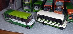 Beavers (timothyr673) Tags: nottinghamcitytransport modelbus nct bus model