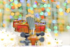 Musica Fantasia (Jolie Candy ♫) Tags: fujinon5522m42 fujinon vintagelens manualfocus violin musicafantasia music sony joy delight