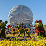 Epcot International Flower & Garden Festival thumbnail
