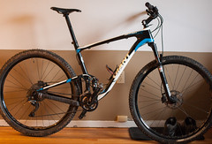 Giant Anthem X Advanced (Smith D) Tags: giant anthem carbon xtr xt bicycle mountain bike cycle mountainbike forsale