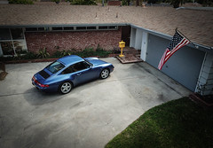 1997 993 Porsche 911 Carrera (Aeropooch) Tags: porsche porsche911 porsche993 911carrera 993carrera