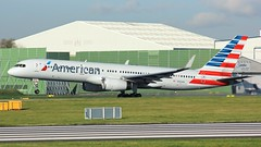 N193AN (AnDyMHoLdEn) Tags: americanairlines 757 oneworld egcc airport manchester manchesterairport 23r