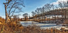 8R9A0109-12sPtzl1scTBbLGERC (ultravivid imaging) Tags: ultravividimaging ultra vivid imaging ultravivid colorful canon canon5dm3 clouds ice scenic snow trees winter lateafternoon landscape farm fields pennsylvania pa panoramic rural vista pond
