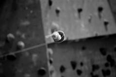 7 (By Saib) Tags: corde escalade grimpe climb black blackandwhite blanc noeud huit noir noiretblanc negroyblanco negro sport monochrome d90 saib