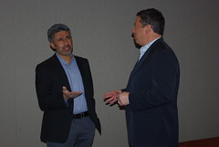 Dr. Muzammil Ahmed, MD speaks with Howard Lupovitch