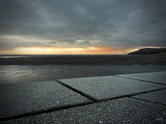 At The Edge (Steve_Mallett) Tags: coastal estuary landscape newport parrog pembrokeshire seascape england