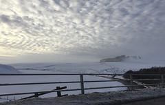 IMG_7208 (Sula Riedlinger) Tags: landscape uklandscape scotland scottishlandscape winter wintersnowscene winterlandscape clouds cloud weather bigsky viewfromcar scenicroad scenicroute snow snowscape win