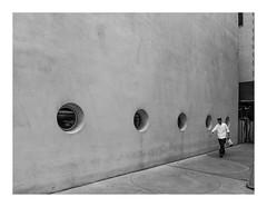 160513_1232_160513 132606_oly_S1_New York (A Is To B As B Is To C) Tags: aistobasbistoc usa newyorkstate newyork roadtrip travel olympus stylus1s monochrome bw blackwhite blackandwhite thecook solomonrguggenheimmuseum architecture franklloydwright architect 1959 manhattan museum museummile people street streetphotography city citylife circle