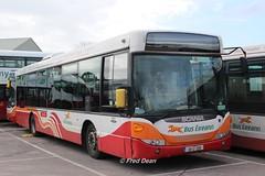 Bus Eireann SL6 (09C239). (Fred Dean Jnr) Tags: capwelldepotcork buseireanncapwelldepot cork march2018 buseireann scania omnilink sl6 09c239 bus ck230ub