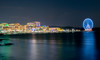 National Harbor Maryland (Mark Wingfield) Tags: maryland nikon d750 low light long exposure river water harbor ferris wheel lights blue reflection night tripod 2470 50mm cold january capitol outdoors outside skyline buildings national dc washington