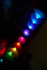 braun super paxon f2.8 85mm (michaelasss) Tags: braun super paxon f28 85mm projector lens vintage photography bokeh colours led lights