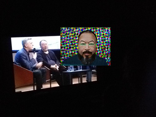 "View of ""Ai Weiwei 4U"" - Sunday, 18 March 2018 - 16:41 GMT+0100 • <a style=""font-size:0.8em;"" href=""http://www.flickr.com/photos/103560756@N06/26014155467/"" target=""_blank"">View on Flickr</a>"
