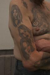 PAN WIESIEK 02_8712 (VonMurr) Tags: tattoo raw rawtattoo brutal expressionism drawing primitiveart pride dziara man male polish pole наколка татуировка prison maurycygomulicki