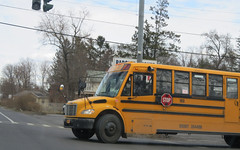 First Student #169 (ThoseGuys119) Tags: firststudentinc school bus saugerties ny