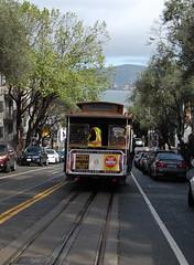 San Francisco (mademoisellelapiquante) Tags: california sanfrancisco sf cablecar streetcar bayarea