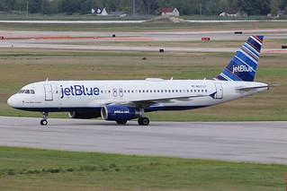 N537JT | Airbus A320-232 | jetBlue Airways
