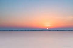 It's a beautiful day! (karindebruin) Tags: grevelingen grevelingenmeer instameet nederland ouddorp thenetherlands zonsopkomst zuidholland jetty steiger sunsrise water