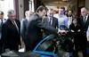 Mariano Rajoy visita la exposición de la reunión con miembros del EPP (Partido Popular) Tags: rajoy marianorajoy pp partidopopular epp valencia