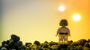 Tribute to Mark Hamill (Frédéric J) Tags: starwars lego legophotography legostagram toys toyphotography mark hamill luke skywalker geek geekart tatooine