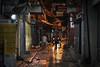 Chinatown Bangkok (Thomas Mulchi) Tags: samphanthawongdistrict bangkok thailand 2017 chinatown people persons nightshot alley reflections wet rain krungthepmahanakhon th