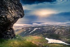 Valley (RuneKC) Tags: hadangervidda norway wilderness nature valley mountain rocks summer