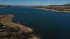 Hume dam looking north from bethanga bridge (crispy1612) Tags: hume dam bellbridge albury wodonga bethanga bridge drone quad mavic pro