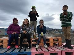 Kinder in Nuuk (Florian Seiffert) Tags: inuit thanks iphone 2017 msartania hallo hello greenland grönland nuuk childs kids kinder